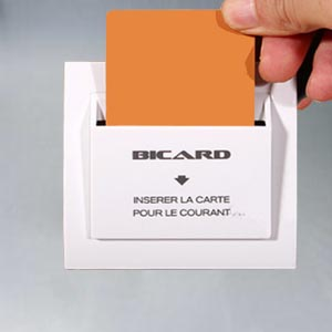 CARD SWITCHS
